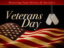 honoring our Veterans
